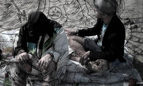 frateleNORD / Marea las-o moarta