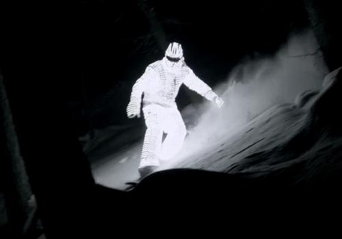 L.E.D. Surfer by Jacob Sutton
